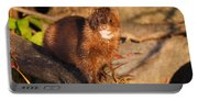 Adorable Mink Portable Battery Charger
