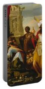 Adoration Of The Magi 1624 Portable Battery Charger