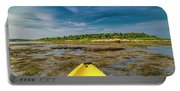 Adventurous Kayak In Maine Portable Battery Charger