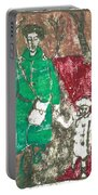 After Billy Childish Painting Otd 45 Portable Battery Charger
