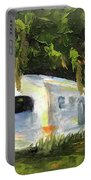 Air Stream Stop Portable Battery Charger