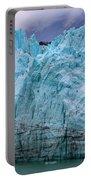 Alaskan Blue Glacier Ice Portable Battery Charger