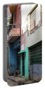 Alley In Cuba Portable Battery Charger