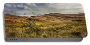 Along The Scottish Highlands Portable Battery Charger