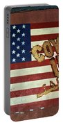 American Coyote Ugly Portable Battery Charger