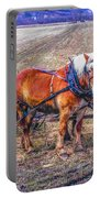 Amish Farming Team Portable Battery Charger