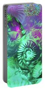 Ammonite Seascape 2 Portable Battery Charger