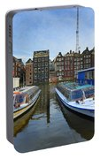 Amsterdam Central Portable Battery Charger