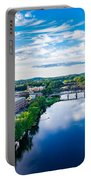 Androscoggin River Portable Battery Charger