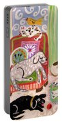 Animal Family 1 Portable Battery Charger