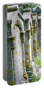 Annapolis Royal Gravestones Portable Battery Charger