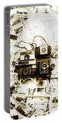 Antique Albums Portable Battery Charger