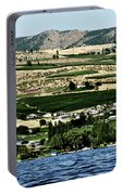 Apple Farming On The Hills Of Wenatchee Portable Battery Charger