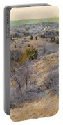 April Prairie Reverie Portable Battery Charger