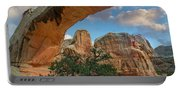 Arch, Hickman Bridge, Capitol Reef Portable Battery Charger