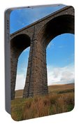 Arches And Piers Of The Ribblehead Viaduct North Yorkshire Portable Battery Charger