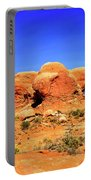 Arches Moon Eye Portable Battery Charger by Greg Norrell