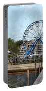 Arnolds Park - Grunge Look Portable Battery Charger