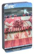 Arsenal Fc Stadium London Portable Battery Charger