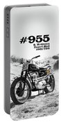 No 955 Mcqueen Desert Sled Portable Battery Charger