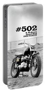 No 502 Mcqueen Desert Sled Portable Battery Charger