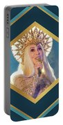 Queen Cher Portable Battery Charger
