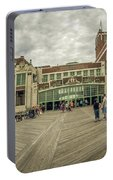 Asbury Park Convention Hall Portable Battery Charger