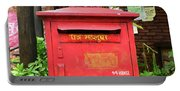 Asian Mail Box Portable Battery Charger