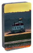 August Dawn At Esopus Light IIi 2017 Portable Battery Charger
