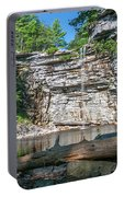 August Morning At Awosting Falls 2019 Portable Battery Charger