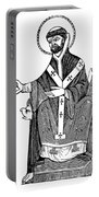Augustine Of Hippo Portable Battery Charger