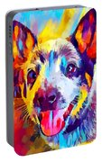 Australian Cattle Dog 3 Portable Battery Charger