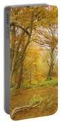 Autumn Colours Portable Battery Charger