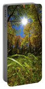 Autumn Forest Delight Portable Battery Charger