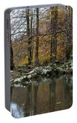 Autumn On The Kings River Portable Battery Charger