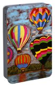 Balloon Family Portable Battery Charger