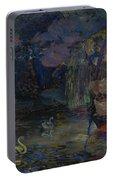 Baranoff-rossine Vladimir  1888-1944  Fairy Lake Portable Battery Charger