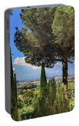 Barberini View Portable Battery Charger