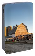 Barn And Silos Portable Battery Charger