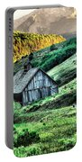 Barn In Tellerude  Portable Battery Charger