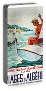 Beaches In Algeria Portable Battery Charger