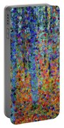Beech Grove Abstract Expressionism Portable Battery Charger