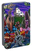 Beetlejuice Portable Battery Charger