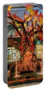 Bellagio Conservatory Enchanted Talking Tree Ultra Wide 2018 2.5 To 1 Aspect Ratio Portable Battery Charger