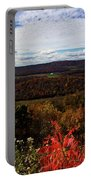 Berkeley Springs Overlook Portable Battery Charger