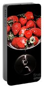 Berry Tonic Portable Battery Charger
