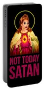 Bianca Del Rio Not Today Satan Portable Battery Charger