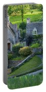 Bibury Cottages Portable Battery Charger
