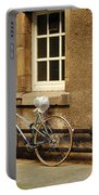 bicycle in Edinburgh close Portable Battery Charger