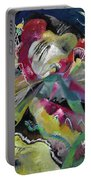 Bild Mit Weissen Linien - Painting With White Lines Portable Battery Charger